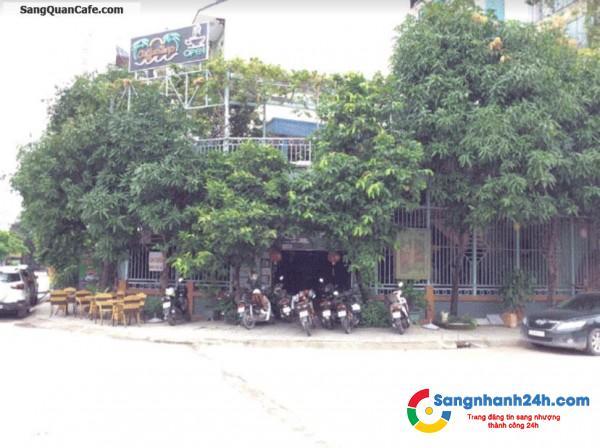 Cần sang quán cafe view cực đẹp, không gian xanh, thoáng mát, sạch sẽ, mặt tiền đường lớn, ngay trung tâm hành chính thị xã Dĩ An.