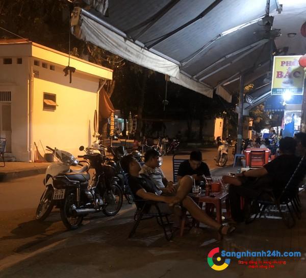 Cần sang quán cafe chung cư Đồng Diều, Q8.