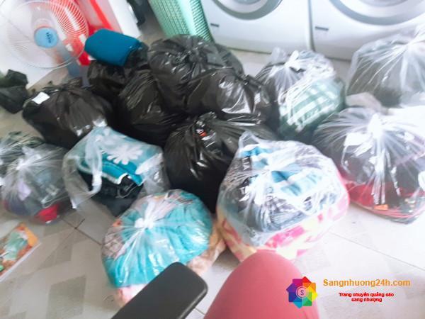 Sang tiệm giặt ủi
