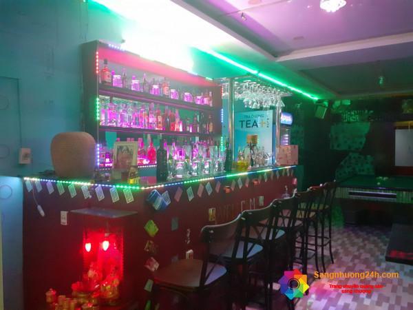 Sang quán bar - karaoke