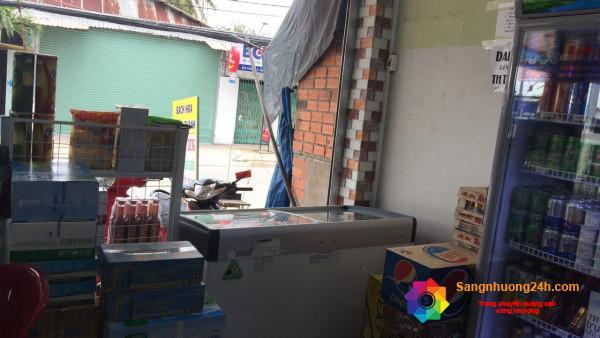 Sang tiệm tạp hóa - sữa